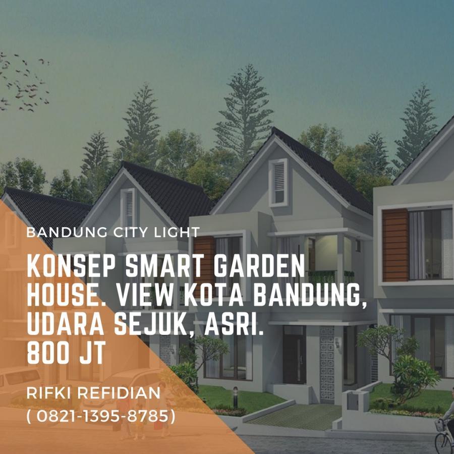Rumah Dijual Padasuka Bandung Hunian Asri Sejuk Dkt Dg Gedung