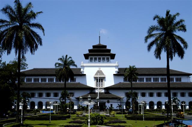 Sejarah Gedung Sate Bandung News Kab
