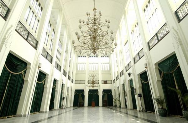 Wisata Gedung Sate Bandung Busyet Dibangun Sejak 1920 Kab