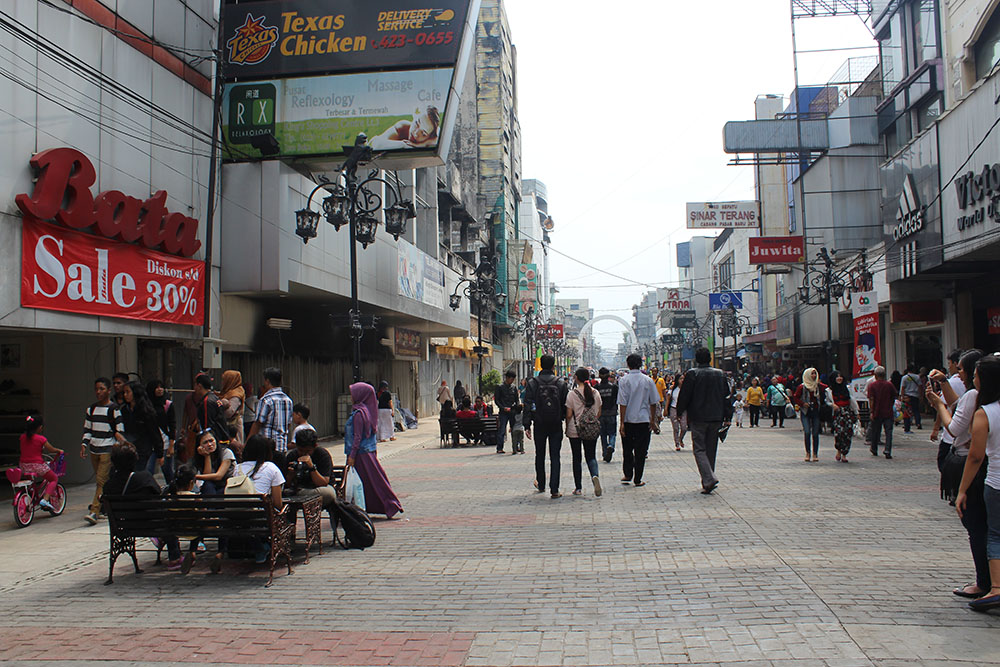 10 Wisata Bandung Dijangkau Jalan Kaki Oleh Ali Makan Pendiri