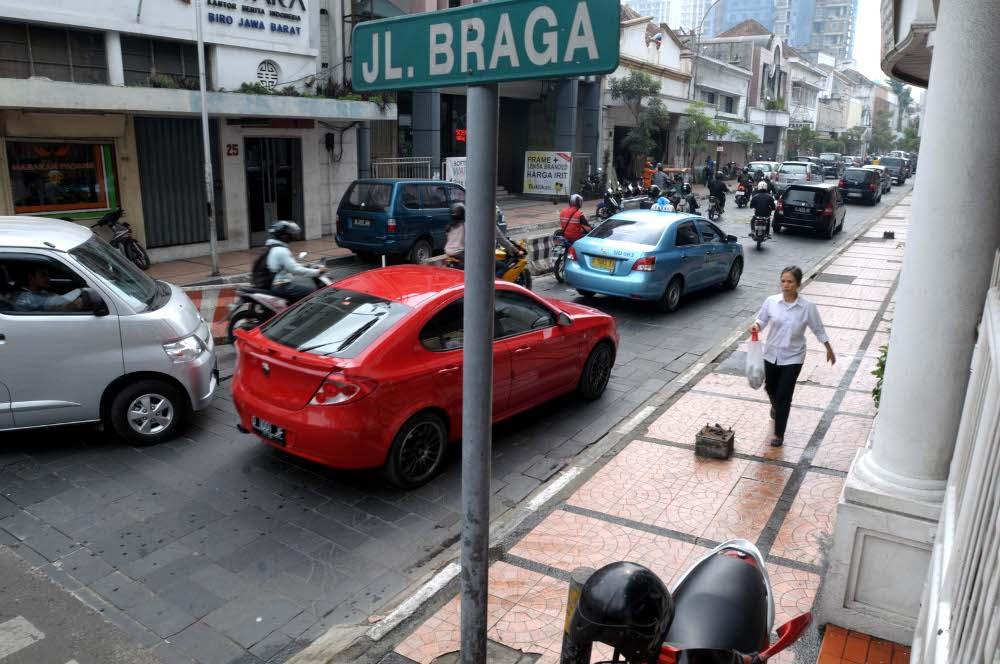 6 Destinasi Liburan Bandung Pilihan Jalan Braga Kab