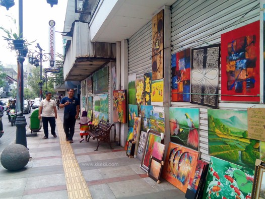 Awe Rental Tour Travel Kawasan Jalan Braga Tempat Wisata Belanja