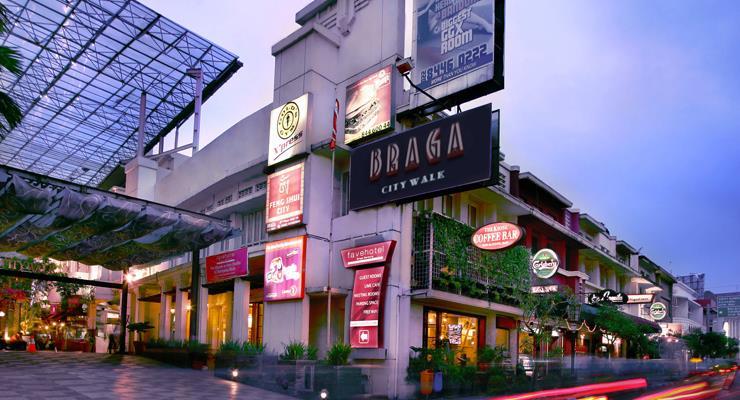 Bandung 2015 Braga City Walk Jalan Kab