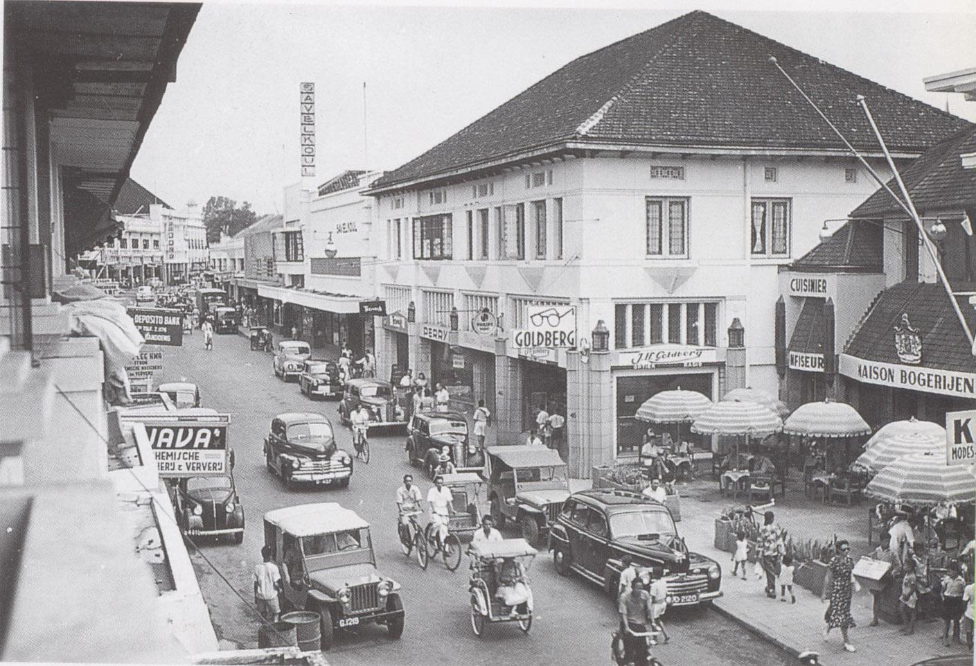 Bandung Tempo Doeloe Foto Jadul Euy Ganzzssparrow Gedung Merdeka Thn
