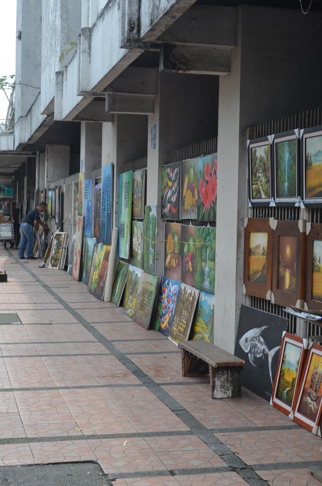 Braga Bandung Oasis Sejarah Mulai Kering Belajar Nulis Feature Seni