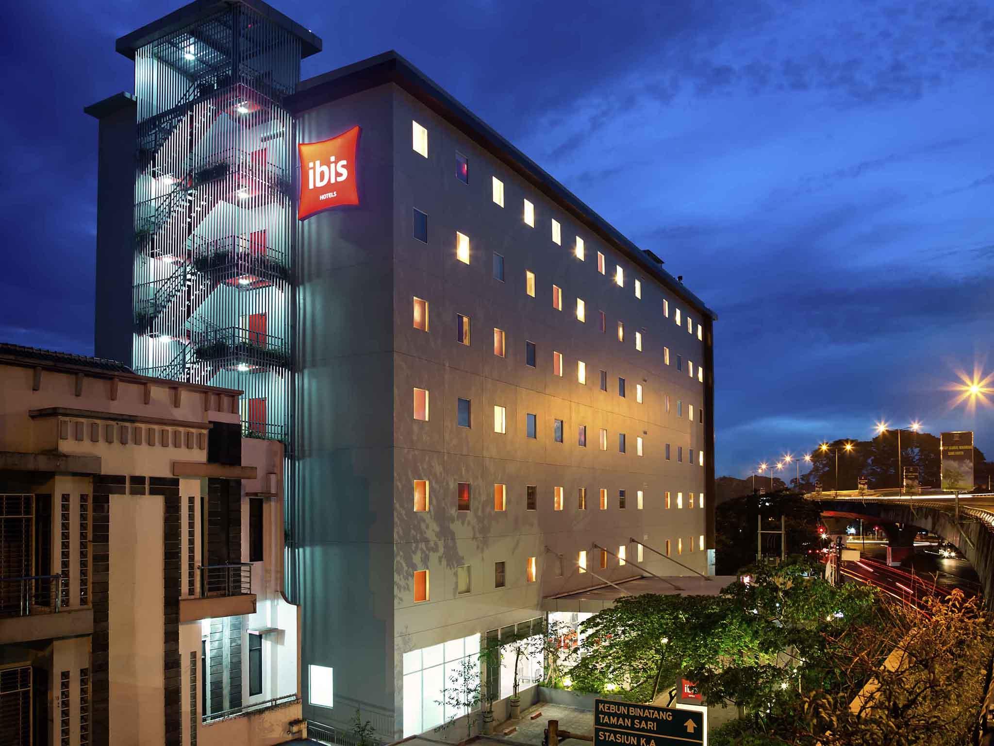 Hotel Bandung Ibis Pasteur Accorhotels Jalan Braga Kab