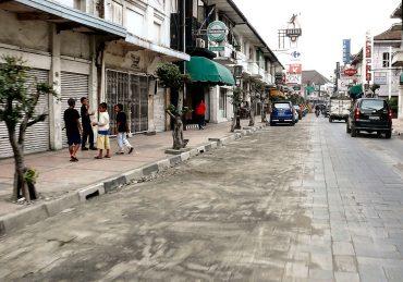Kota Bandung Barat Limakaki Destinasi Wisata Jalan Braga Kab