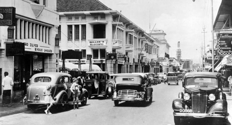 Referensi Tempat Wisata Jalan Braga Bandung Menyenangkan Tempo Dulu Kab
