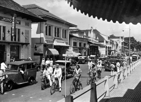 Wisata Kota Tua Sejarah Festival Jalan Braga Bandung Tempat Tempo