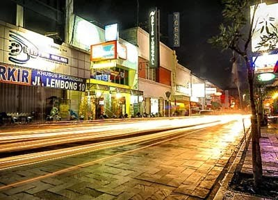 Wisata Kota Tua Sejarah Festival Jalan Braga Bandung Tempat Town