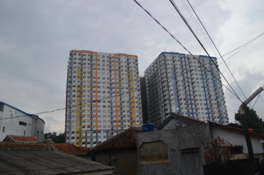Apartemen Dijual Apartmen Dekat Kebun Binatang Bandung Jardin Cihampelas Kab