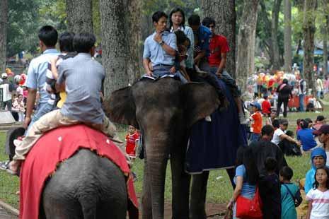 Waskita Adijarto 2012 Faktor Ekonomi Kebun Binatang Bandung Kab