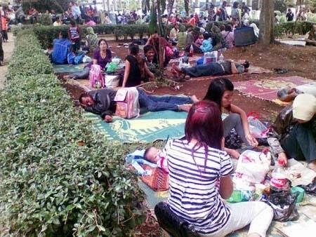 Wisata Kebun Binatang Bandung Tempat Terbaik Indonesia Makan Taman Kab