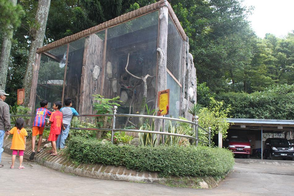 Wisata Kuliner Indonesia Sejarah Kebun Binatang Bandung Kab