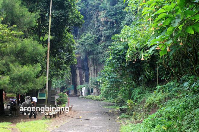 Aroengbinang Gua Belanda Tempat Wisata Bandung Museum Barli Kab