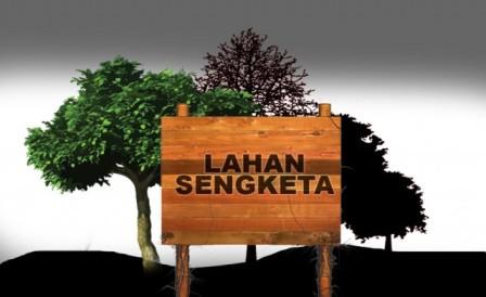 Bandung Eksekusi Lahan Pinggir Museum Barli Pn Wisata Kab
