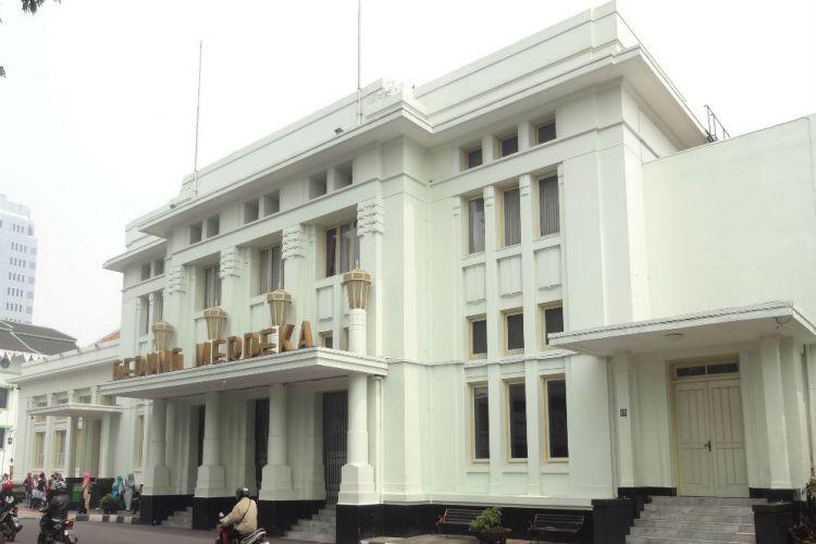 Bandung Merdeka 8 Museum Siap Sajikan Makanan Batin Kaa 2015