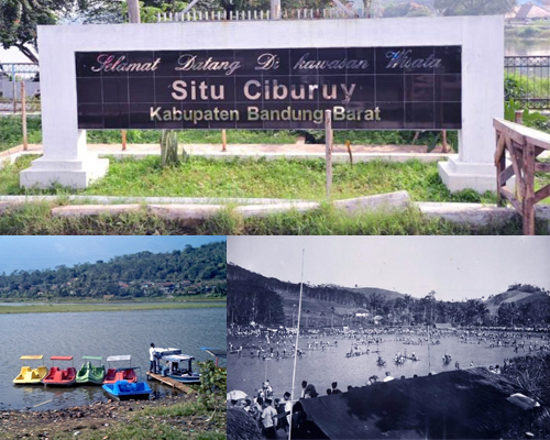 Ciburuy Wisata Alam Kab Bandung Barat Perlu Dikembangkan Museum Barli