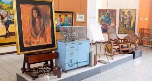 Edoy Laman 11 Backpacker Jakarta Museum Barli Salah Satu Seni