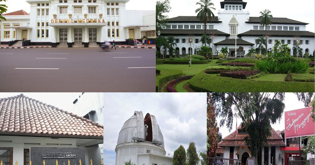 Menikmati 5 Wisata Sejarah Kota Kembang Bandung Jendela Informasi Museum