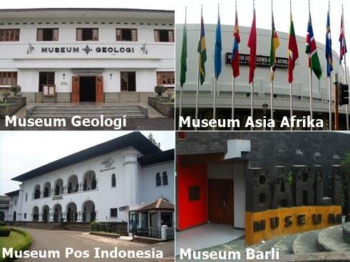 Pariwisata Husein Sastranegara Airport Museum Kota Bandung Barli Wisata Kab