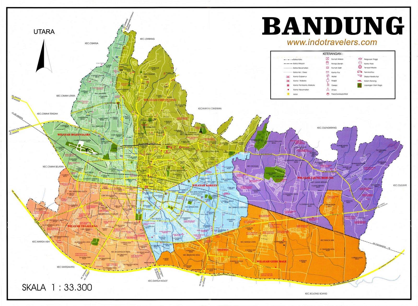 Sejarah Kota Bandung Jawa Barat Fakta Unik Tak Berlebihan Rasanya