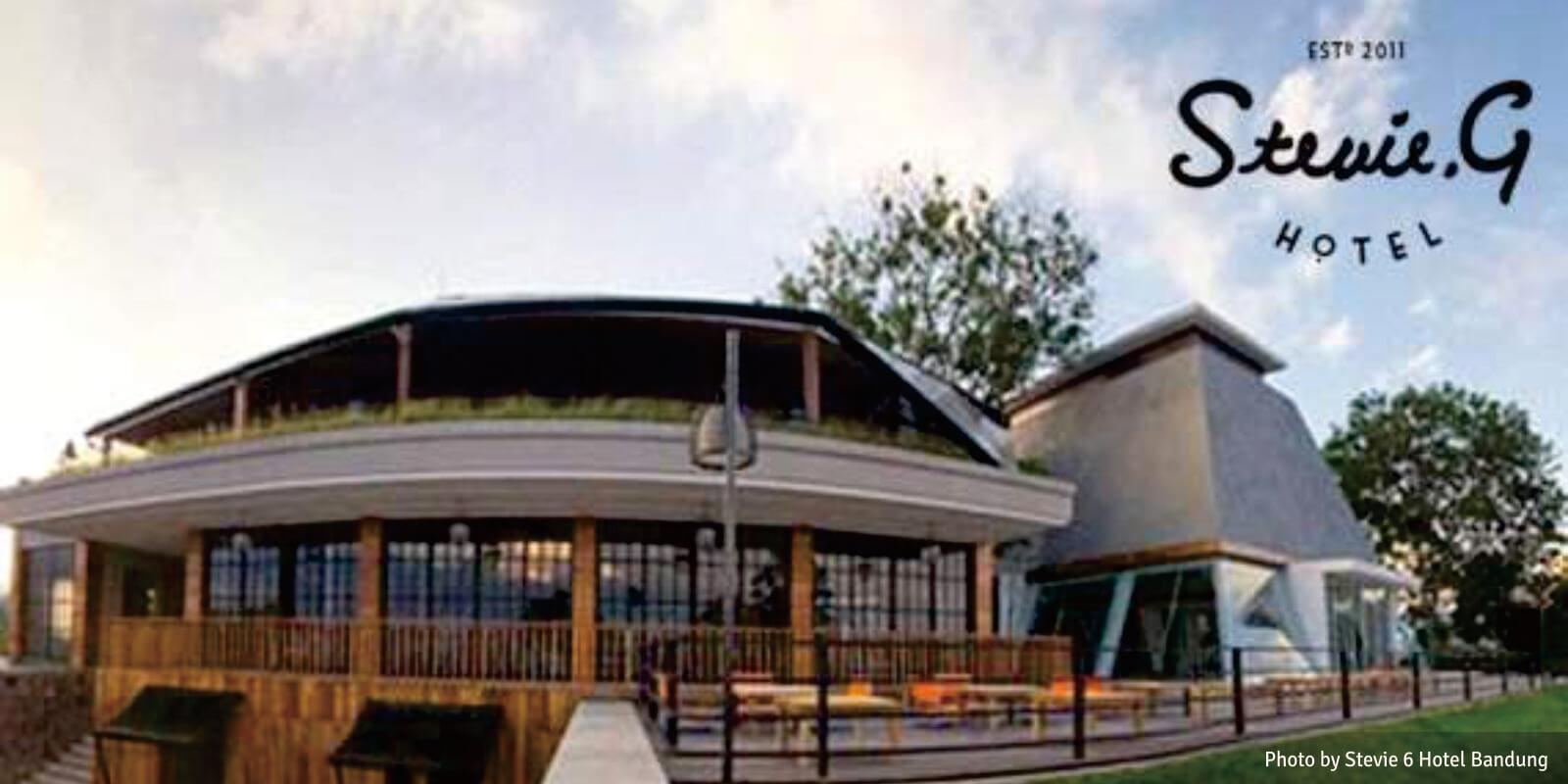 Stevie 6 Hotel Bandung Lembaga Sertifikasi Usaha Pariwisata Museum Barli