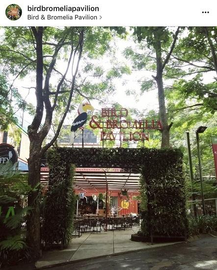 Taman Burung Bandung Bird Bromelia Pavilion Kids Holiday Museum Barli