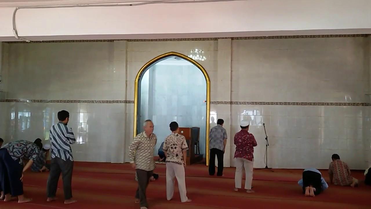 Ayo Masjid Al Hidayah Kompleks Museum Geologi Jl Diponegoro Kota