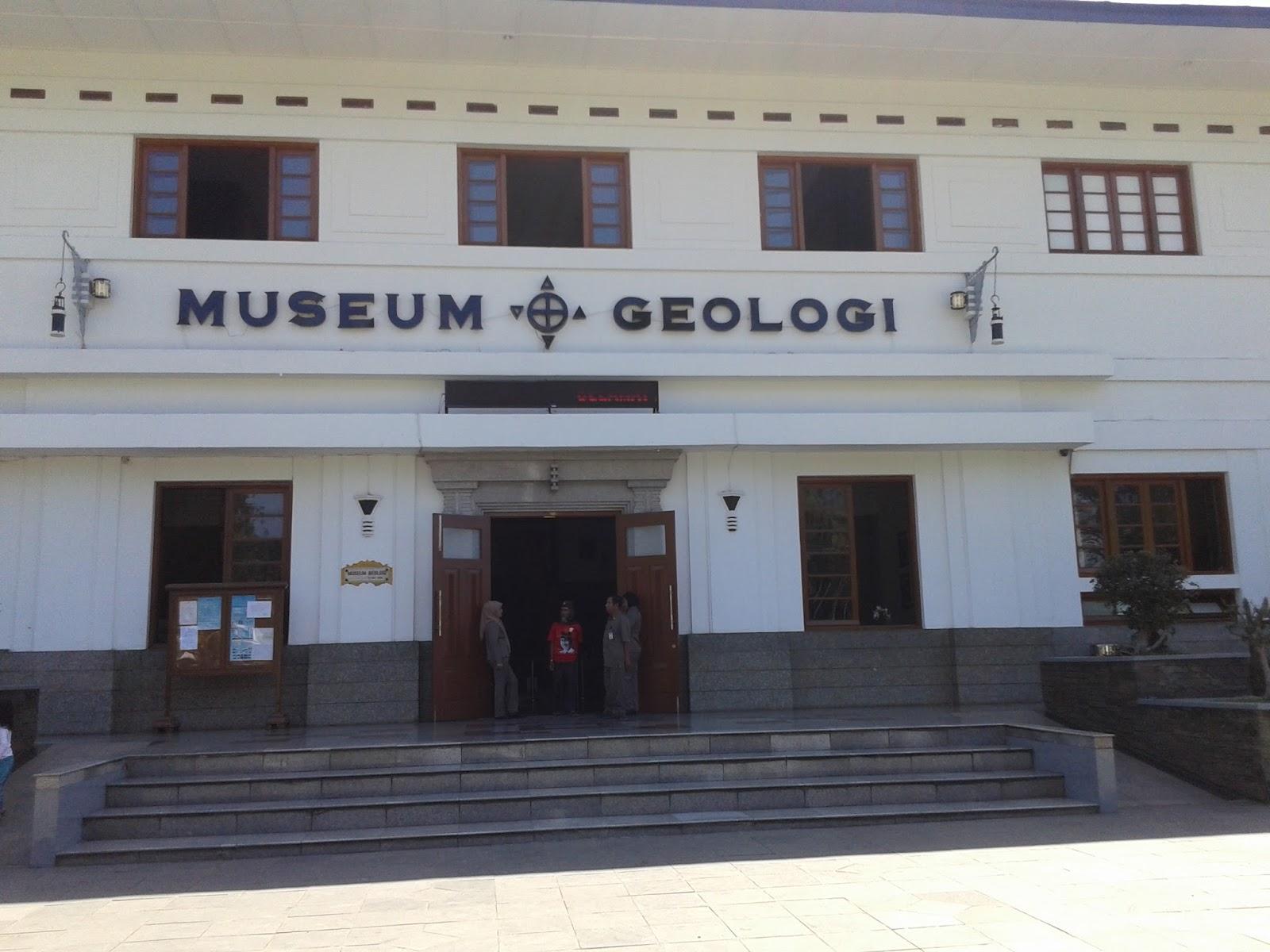 Edukasi Geologi Bagian 2 Bandung Museum Kab