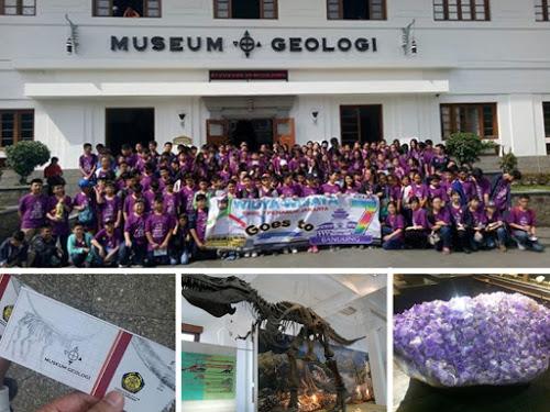 Harga Tiket Terbaru Nomor Kontak Museum Geologi Bandung Wisata Zaman