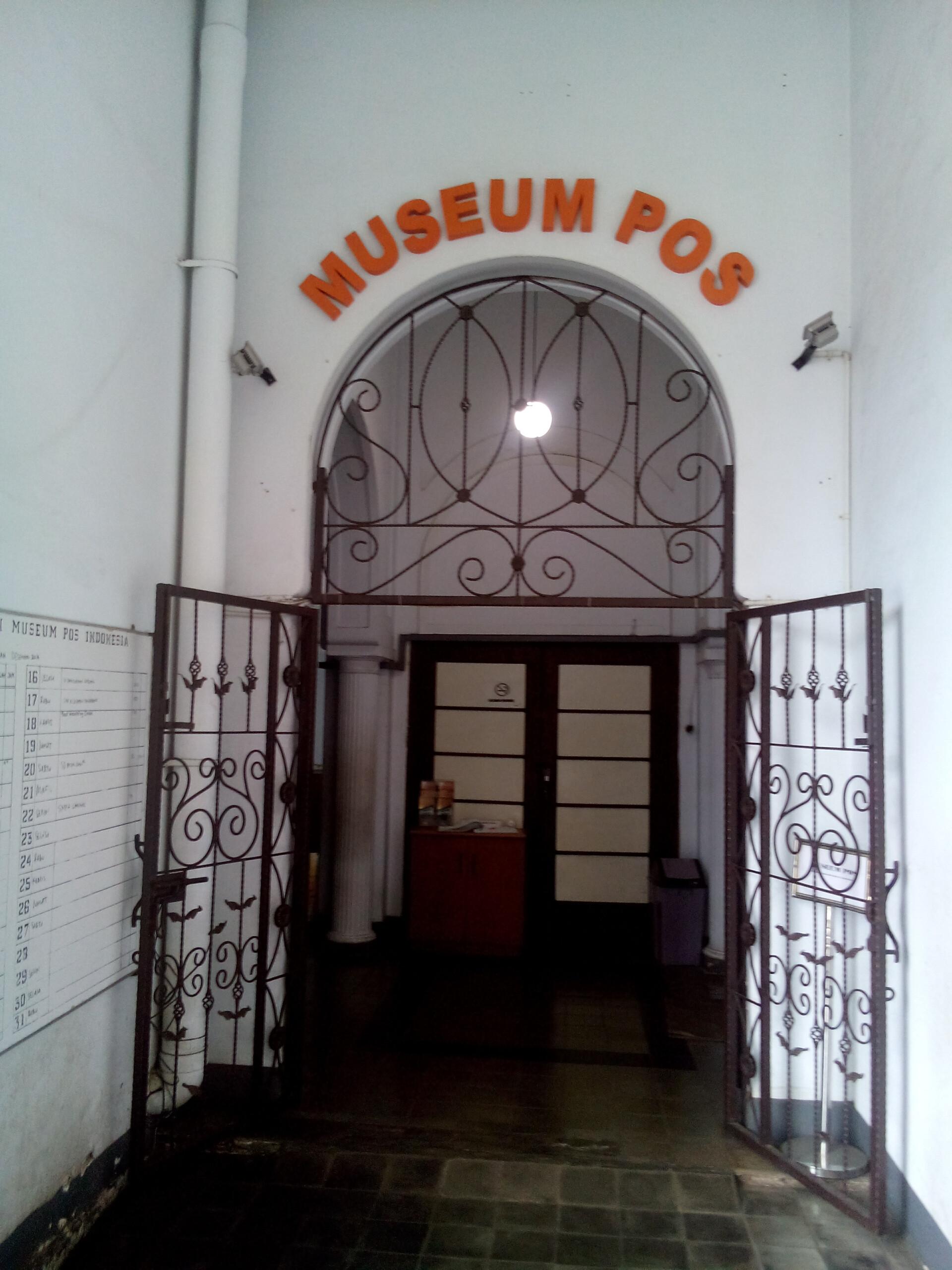 Jalan Museum Pos Geologi Journey Gerbang Bandung Kab