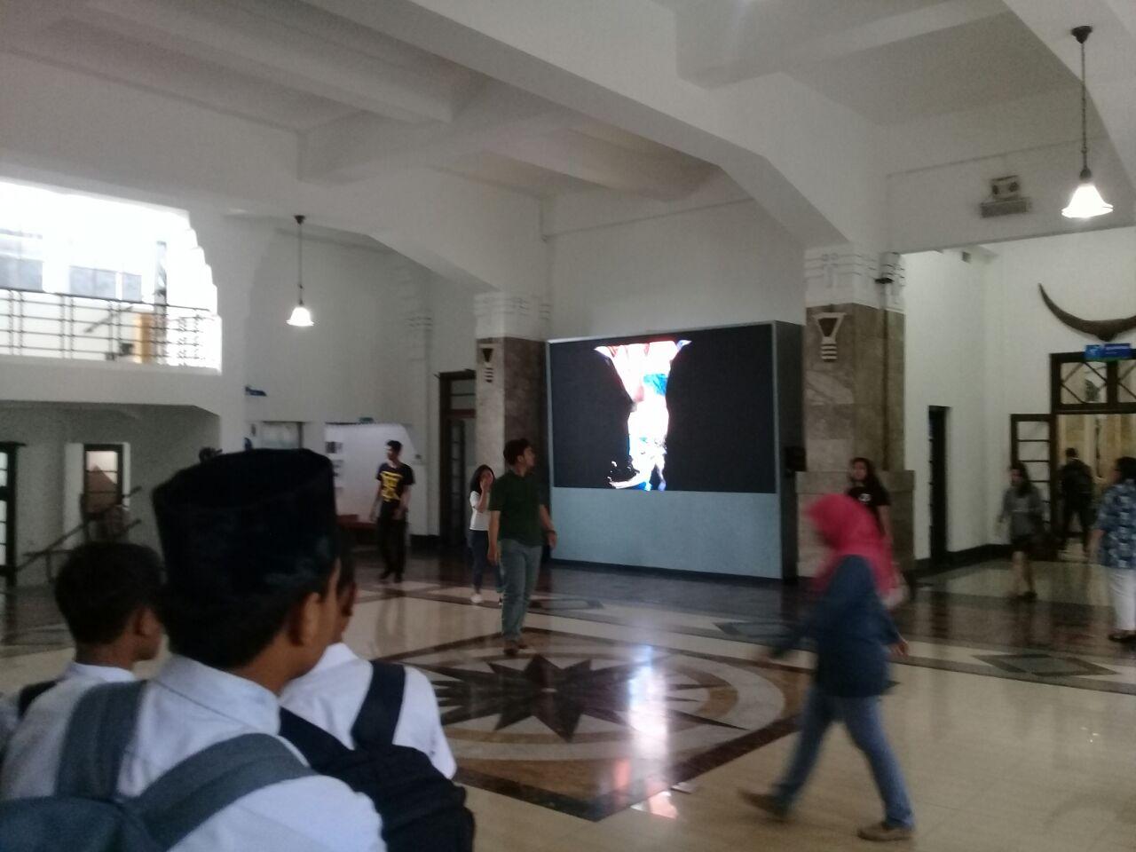 Lapoaran Hasil Observasi Museum Geologi Bandung Fasilitas Berada Lantai Satu