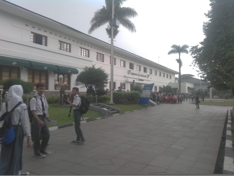 Lapoaran Hasil Observasi Museum Geologi Bandung Kab
