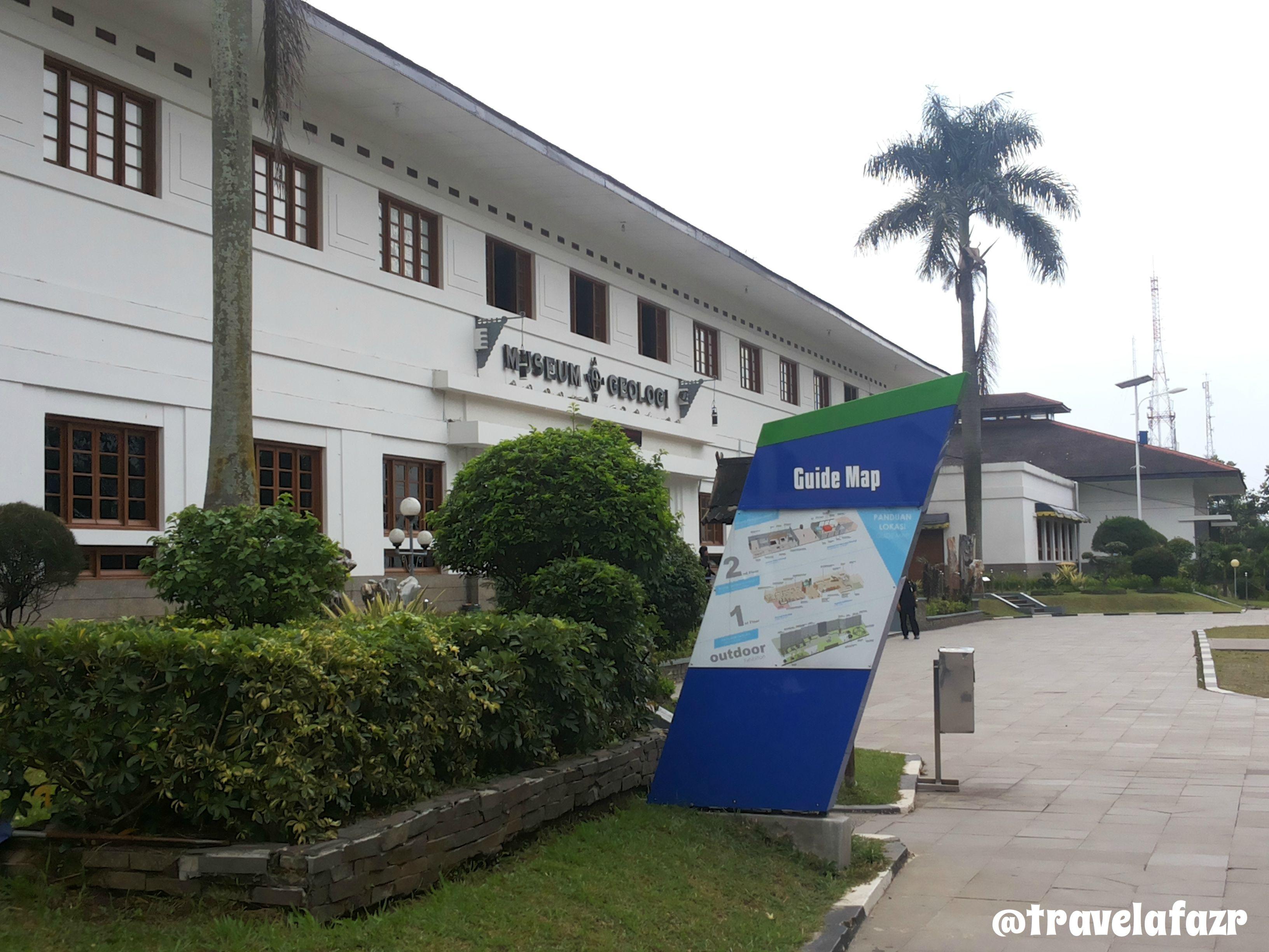 Mengenal Sekelumit Hasil Tambang Museum Geologi Gembol Ransel Bandung Kab
