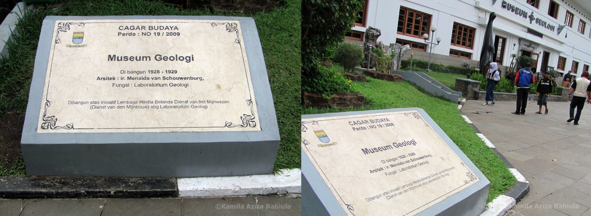 Museum Geologi Bandung Mind Forest Batu Peresmian Kab