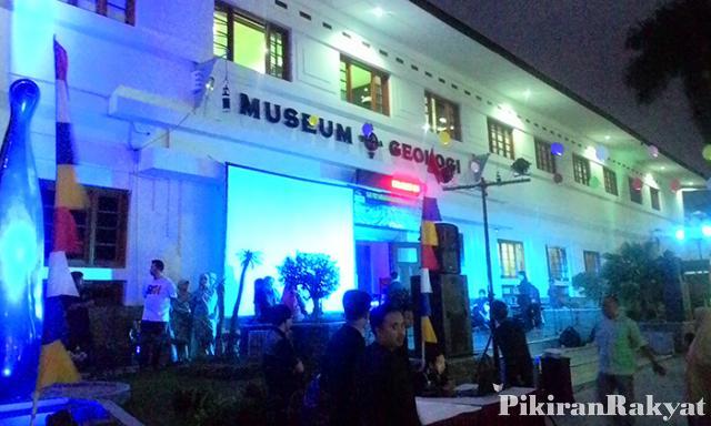 Museum Geologi Selenggarakan Night Pikiran Rakyat 039 Bandung Kab