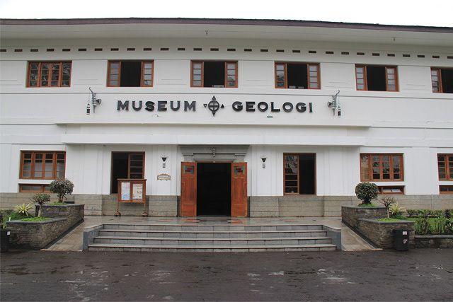 Sejarah Museum Geologi Bandung Kab