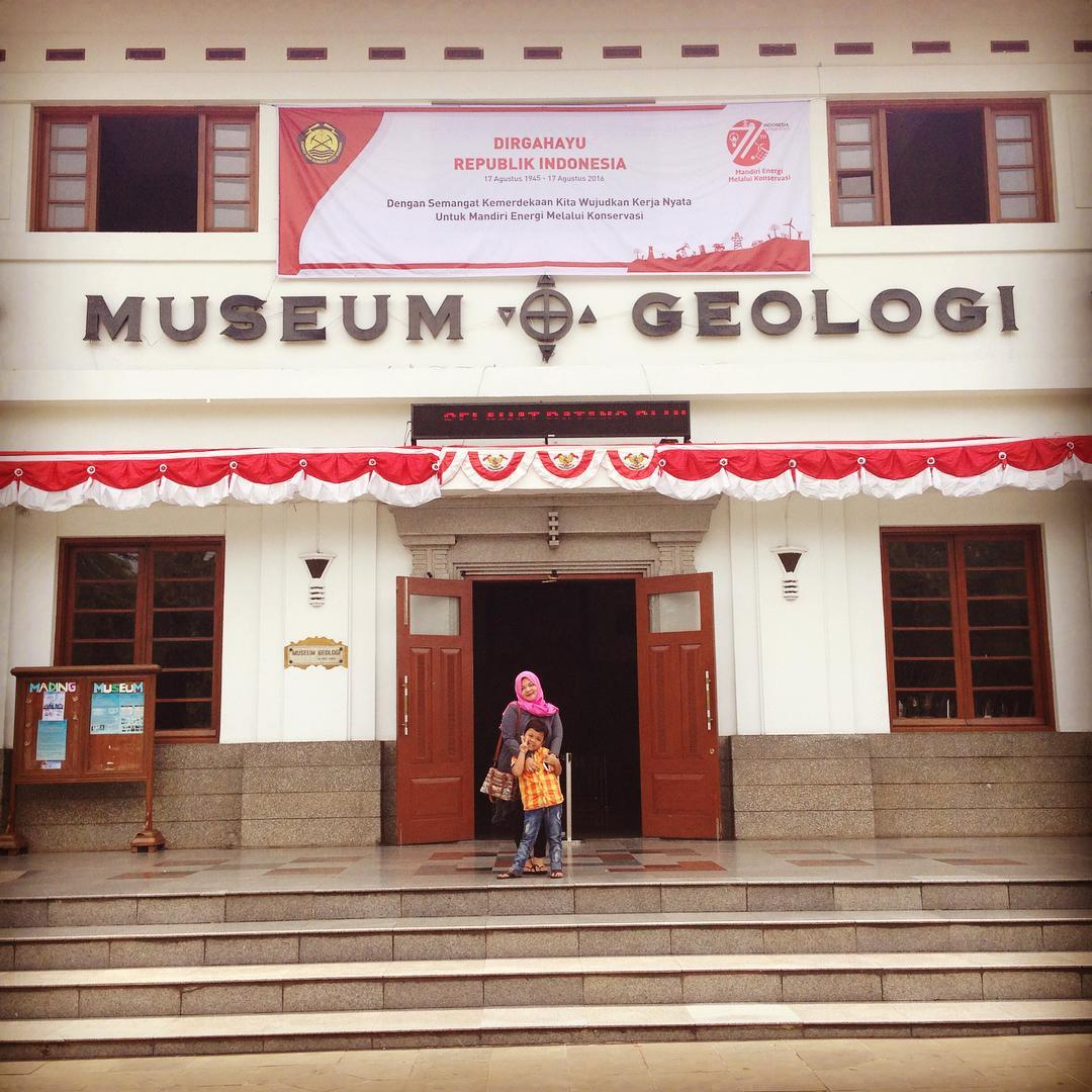 Sejarah Museum Geologi Bandung Tersebut Salah Satu Tertua Kota Img