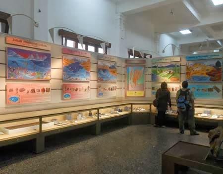 Serunya Wisata Edukasi Museum Geologi Bandung Tempat Belajar Sejarah Kab