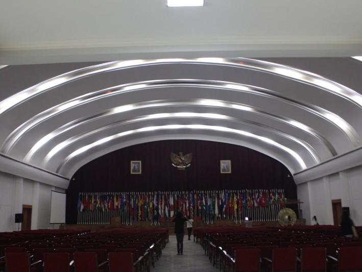 Bandung Ibukota Asia Afrika Belajar Nulis Feature Ruang Konferensi Museum