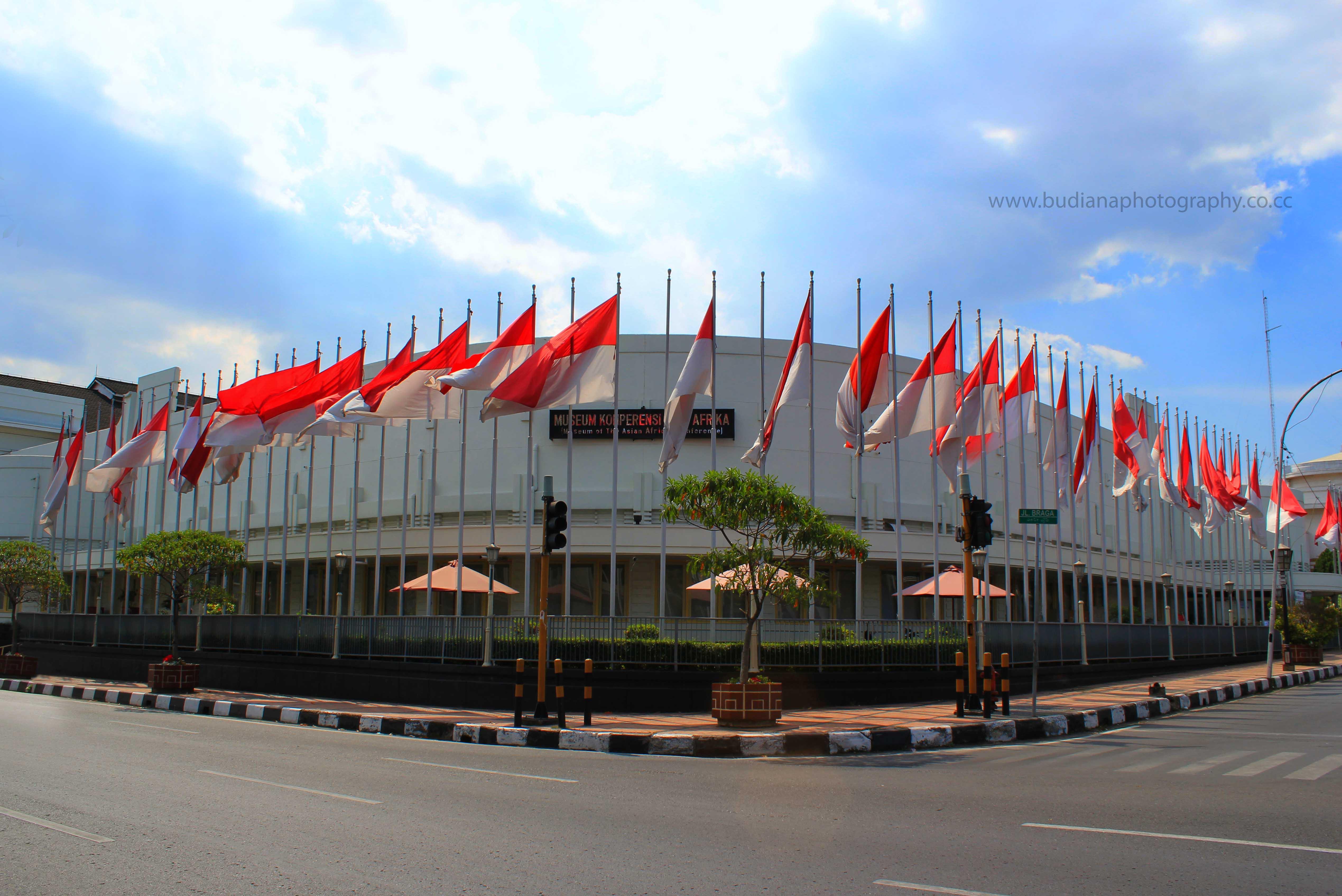 Explore Wisata Sharing Jawa Barat Museum Konferensi Asia Afrika Kab