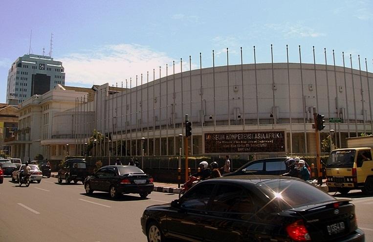 Jam Buka Museum Asia Afrika Gedung Merdeka Bandung Kerja Konferensi