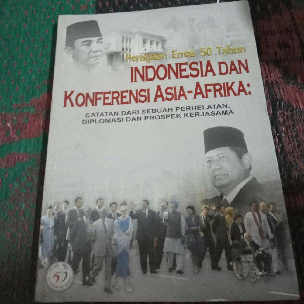 Jual Indonesia Konferensi Asia Afrika Lapak Omega Darmawati17 Museum Kab