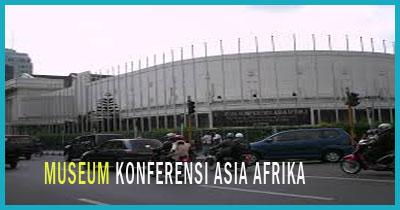 Nostalgia Sejarah Museum Konferensi Asia Afrika Bandung Tempat Kab