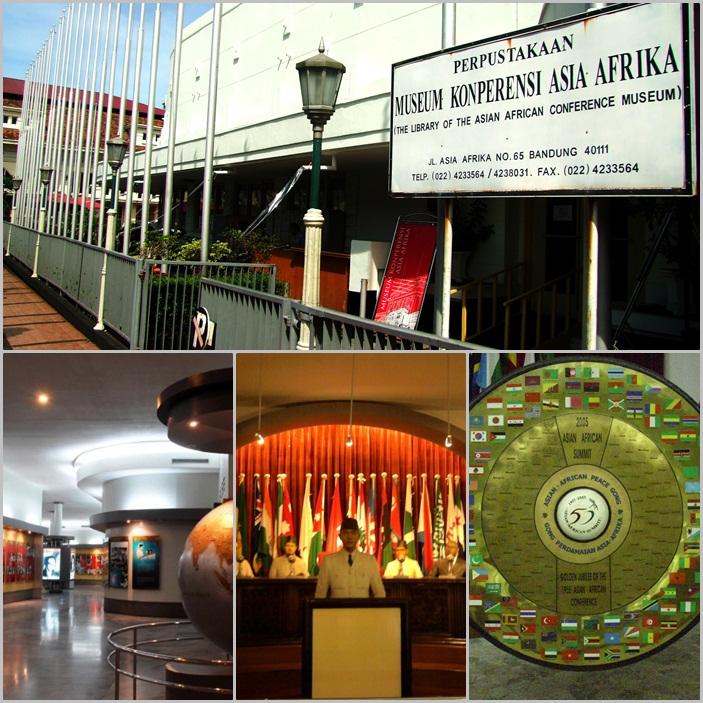 Panduan Wisata Bandung Lembang Jalan Endah Murniwati Museum Asia Afrika