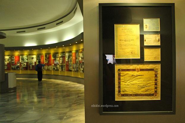 Perihal Diri Wisata Isi Museum Konferensi Asia Afrika Kab Bandung