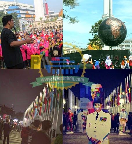 Seputar Peringatan Konferensi Asia Afrika Kaa 60 Kota Wisata Bandung
