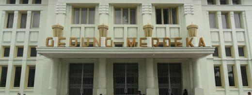 Win Talks 2015 Gedung Merdeka Dahulu Bernama Concordia Digunakan Konferensi