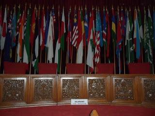 Win Talks 2015 Podium Peringatan Konferensi Asia Afrika Bandung April